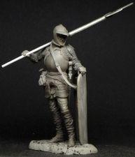 Европейский солдат с алебардой, 1510-25 гг.