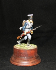 Private 11th (Selesia) Infantry Regiment, Prussia, 1814-15