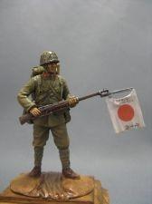 Японский пехотинец, 1938-45 гг.