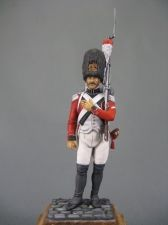 Swiss grenadier, 1808-13