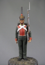 Private of the Life-Guard regiments, Russia 1839-43