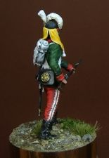 Russian grenadier, 1787-96