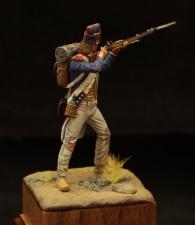 Гренадер линейных пехотных полубригад, Франция 1794-1801 гг.