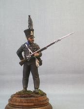 Duchy of Brunswick, Life-batalion 1815