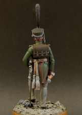 Russian officer of grenadier infantry regiments, 1812-15
