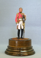 Marshal Lannes in the uniform of Colonel-General of the Swiss Forces, France 1807