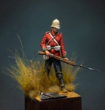 British private 24th regiment of Foot, 1879