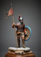 Byzantine heavy infantryman, 10-11 century