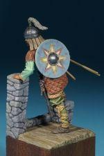 Византийский легковооруженый воин, 10-11 века