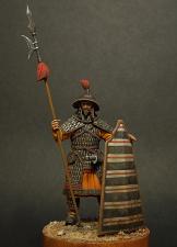 Китайский тяжеловооруженный воин, XIII век